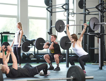 CrossWorkout bei Flexx Fitness